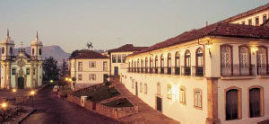 World Heritage Cities of Ouro Preto and Mariana