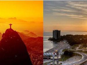 Rio de Janeiro & Manaus
