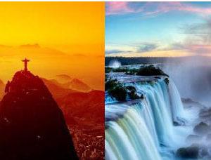 Rio de Janeiro & Foz do Iguaçu