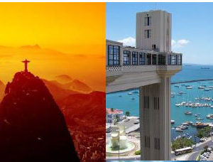 Rio de Janeiro & Salvador